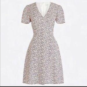 J crew mercantile floral dress size 0